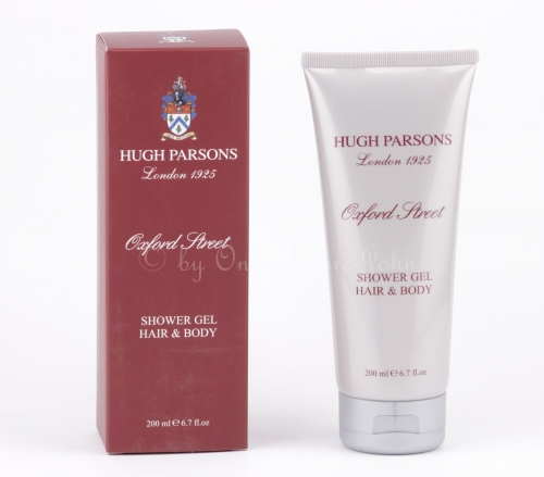 Hugh Parsons - Oxford Street - 200ml Hair & Body Shower Gel