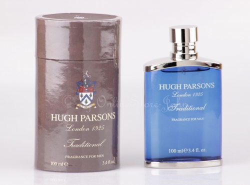 Hugh Parsons - Traditional - 100ml EDP  Eau de Parfum