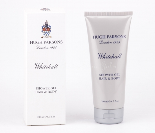 Hugh Parsons - Whitehall - 200ml Hair & Body Shower Gel