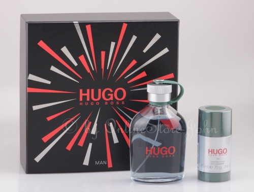Hugo Boss - Hugo Man Set - 200ml EDT + 75ml Deo Stick