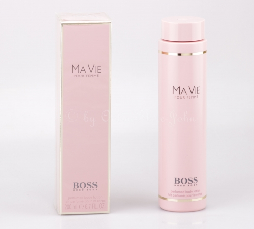 Hugo Boss - Ma Vie - 200ml perfumed Bodylotion