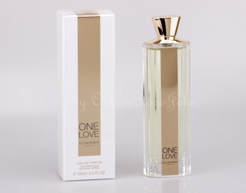Jean-Louis Scherrer - One Love - 100ml EDP Eau de Parfum
