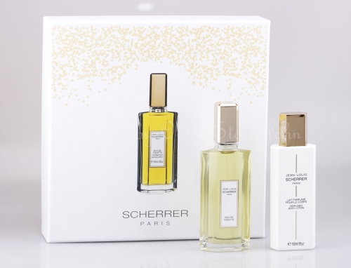 Jean-Louis Scherrer - Scherrer 1 Set - 100ml EDT + 150ml Bodylotion