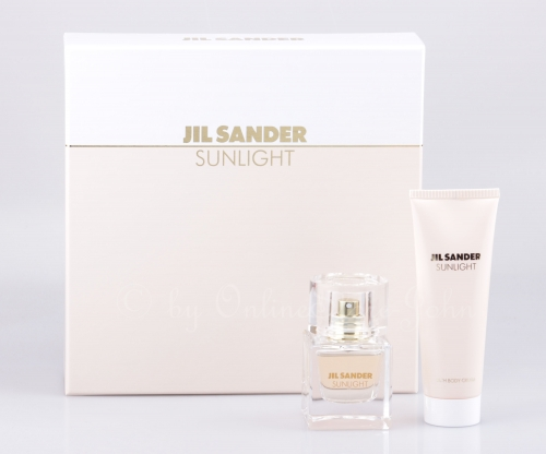 Jil Sander - Sunlight Set - 40ml EDP + 75ml Body Cream