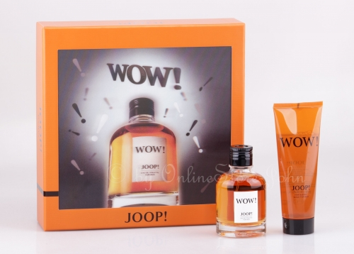 Joop - Wow Set - 60ml EDT + 75ml Shower Gel