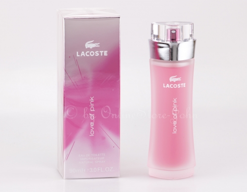 Lacoste - Love of Pink - 90ml EDT Eau de Toilette
