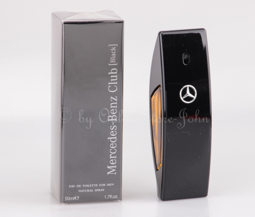Mercedes-Benz - Club Black - 50ml EDT Eau de Toilette