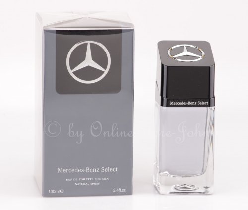 Mercedes-Benz - Select - 100ml EDT Eau de Toilette