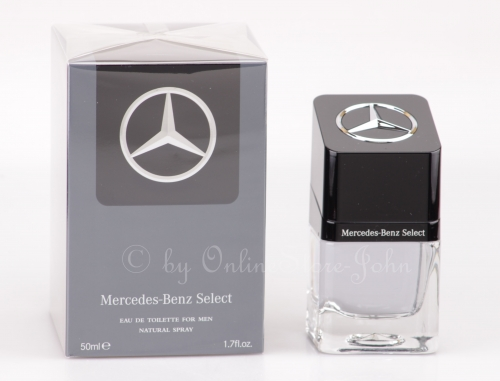 Mercedes-Benz - Select - 50ml EDT Eau de Toilette