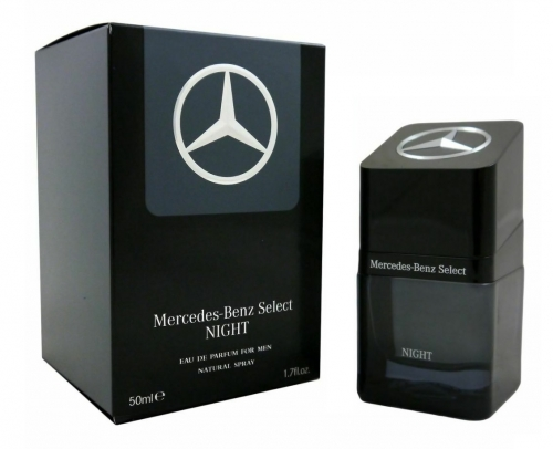 Mercedes-Benz - Select Night - 50ml EDP Eau de Parfum