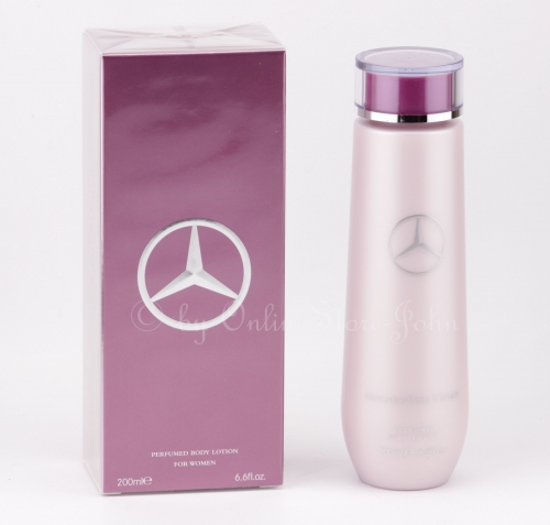 Mercedes-Benz - Woman - 200ml Perfumed Body Lotion