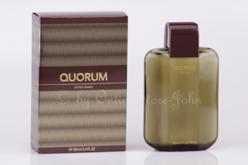Puig - Quorum - 100ml After Shave Lotion