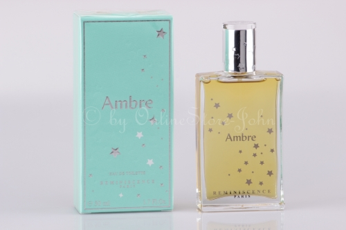 Reminiscence - Ambre - 50ml EDT Eau de Toilette
