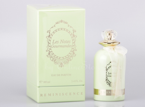 Reminiscence - Les Notes Gourmandes - Heliotrope - 100ml EDP Eau de Parfum