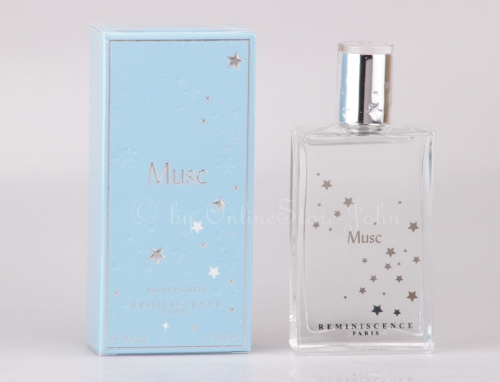 Reminiscence - Musc - 50ml EDT Eau de Toilette