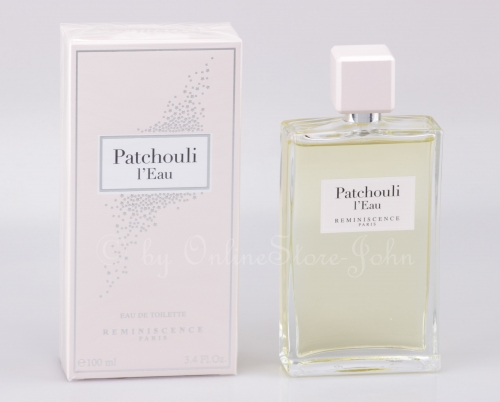 Reminiscence - Patchouli L'eau - 100ml EDT Eau de Toilette