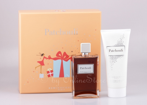 Reminiscence - Patchouli Set - 100ml EDT + 200ml Bodylotion