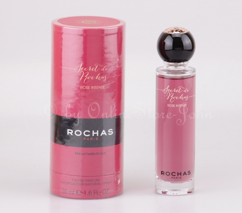 Rochas - Secret de Rochas Rose Intense - 50ml EDP Eau de Parfum