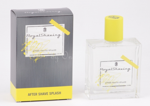 Royal Shaving - 100ml After Shave Lotion Splash