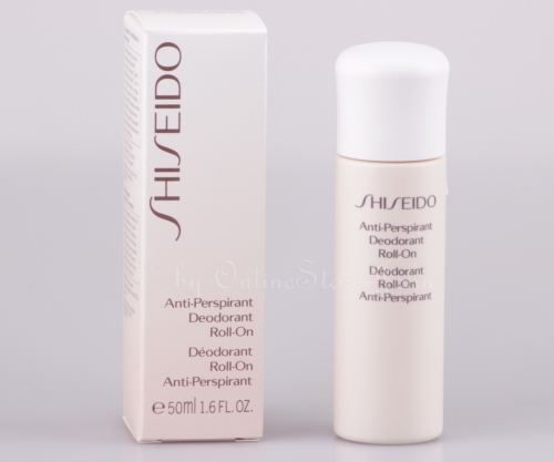 Shiseido - Anti-Persipant Deodorant Roll-On 50ml