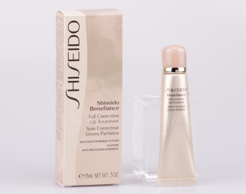 SHISEIDO - Benefiance Full Correction Lip Treatment 15ml
