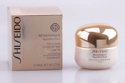 SHISEIDO - Benefiance NutriPerfect Day Cream SPF 15 50ml