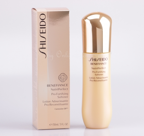 SHISEIDO - Benefiance NutriPerfect Pro-Fortifying Softener 150ml