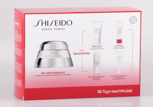 Shiseido - Bio-Performance Advanced Super Revitalizing Cream Geschenk-Set VI