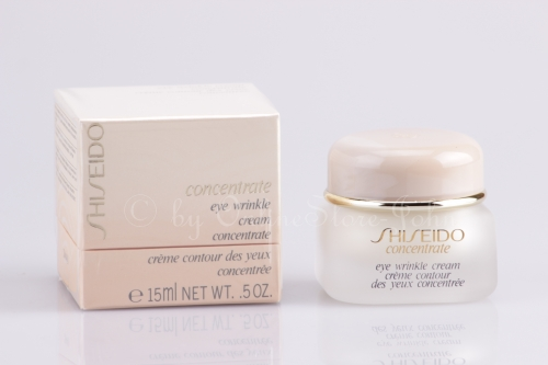 SHISEIDO - Concentrate Eye Wrinkle Cream 15ml