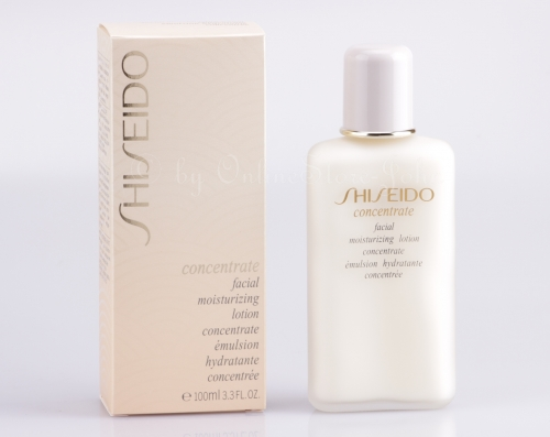 SHISEIDO - Concentrate Facial Moisturizing Lotion 100ml