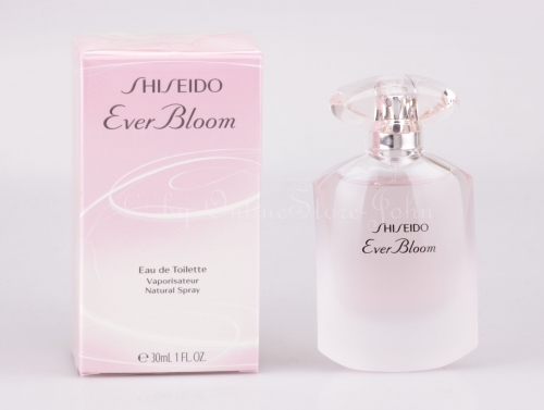 Shiseido - Ever Bloom - 30ml EDT Eau de Toilette
