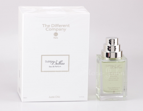 The Different Company - Sublime Balkiss - 100ml EDP Eau de Parfum - refillable