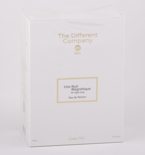 The Different Company - Une Nuit Magnetique - 100ml EDP Eau de Parfum