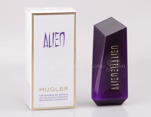 Thierry Mugler - Alien - 200ml Moisturizing Shower Milk - Shower Gel