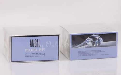 Thierry Mugler - Angel - 200ml perfuming Body Cream