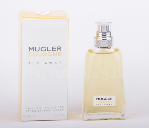 Thierry Mugler - Cologne - Fly Away - 100ml EDT Eau de Toilette