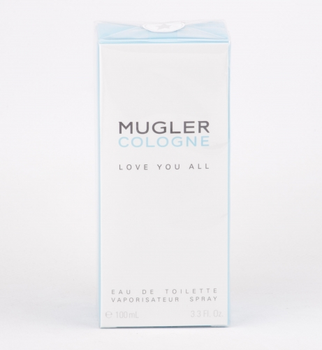 Thierry Mugler - Cologne - Love you All - 100ml EDT Eau de Toilette