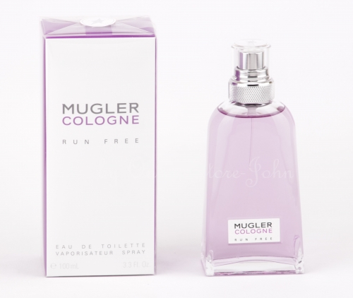 Thierry Mugler - Cologne - Run Free - 100ml EDT Eau de Toilette