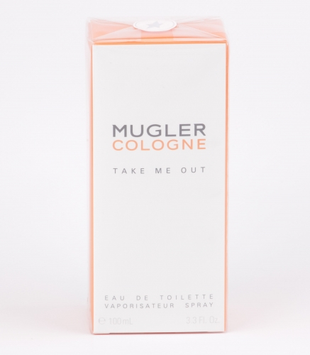 Thierry Mugler - Cologne - Take me out - 100ml EDT Eau de Toilette