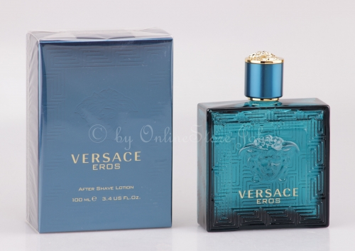 Versace - Eros pour Homme - 100ml After Shave Lotion