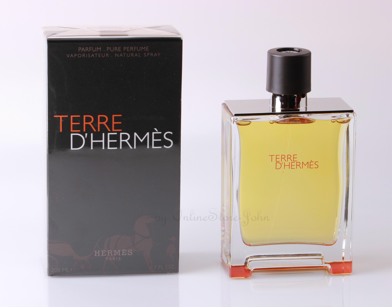 360e7f31e Hermes - TERRE d Hermes - 200ml EDP Pure Perfume Parfüm