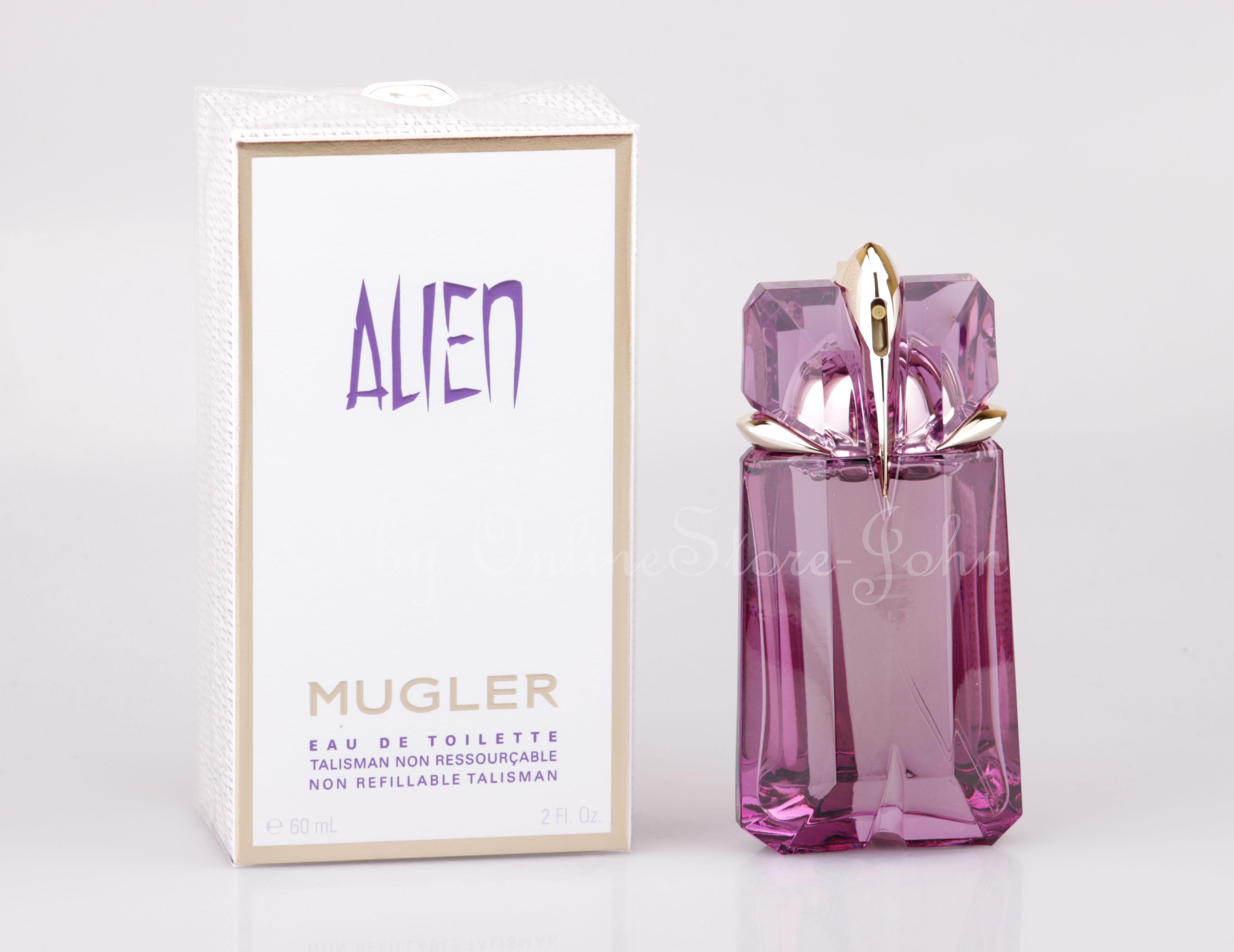 thierry mugler alien 60ml edt eau de toilette. Black Bedroom Furniture Sets. Home Design Ideas