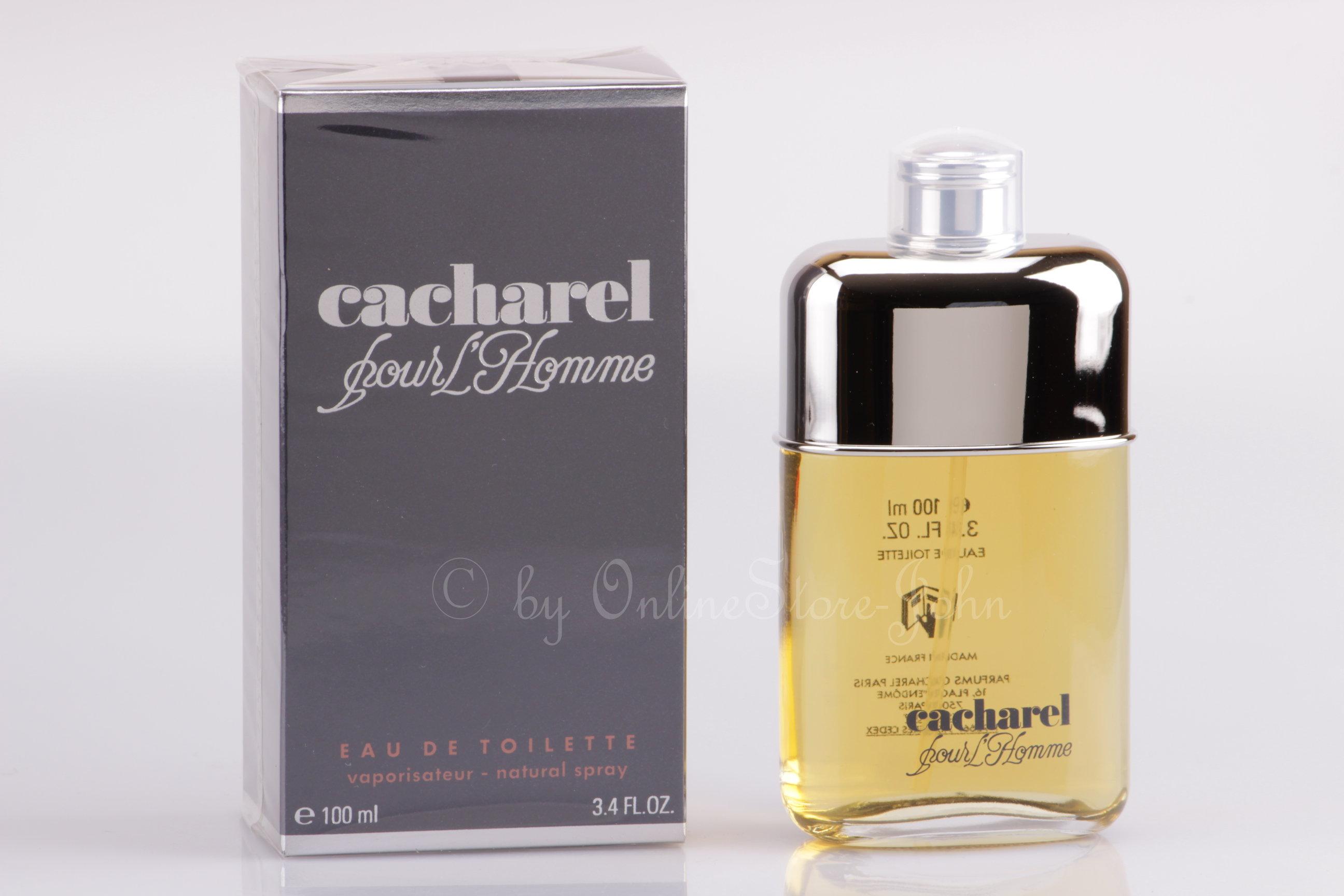 a67ad0f7ea3 Cacharel - pour L'Homme - 100ml EDT Eau de Toilette