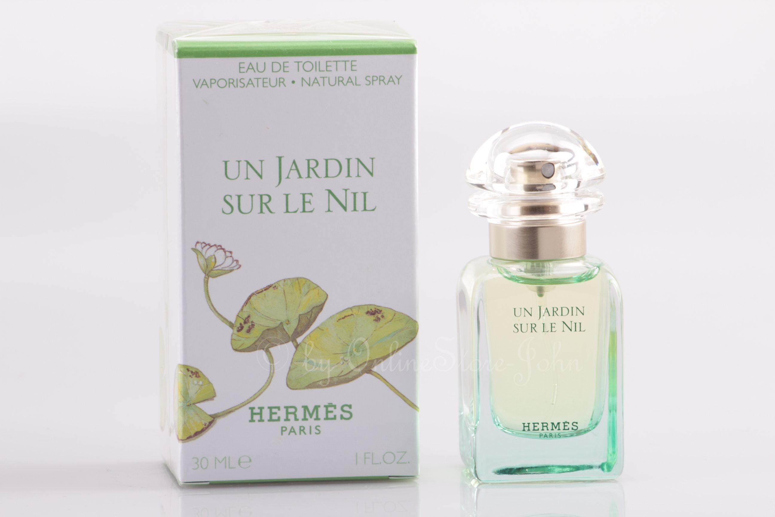 Hermes un jardin sur le nil 30ml edt eau de toilette - Hermes jardin sur le nil ...