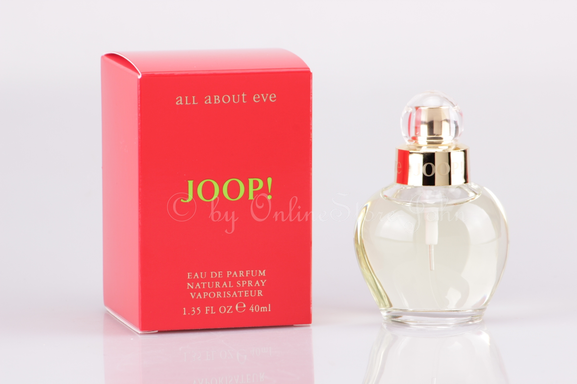 joop all about eve 40ml edp eau de parfum. Black Bedroom Furniture Sets. Home Design Ideas
