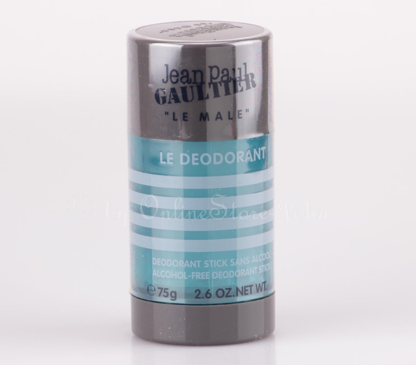 Jean Paul Gaultier Le Male 75ml Deo Stick Deodorant