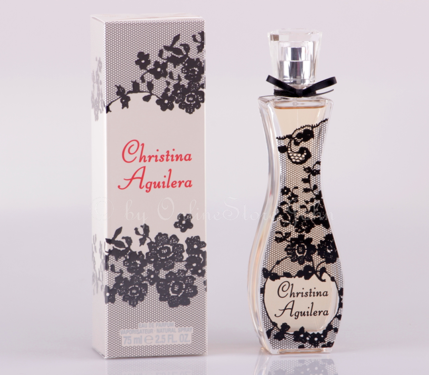 christina aguilera signature 75ml edp eau de parfum. Black Bedroom Furniture Sets. Home Design Ideas