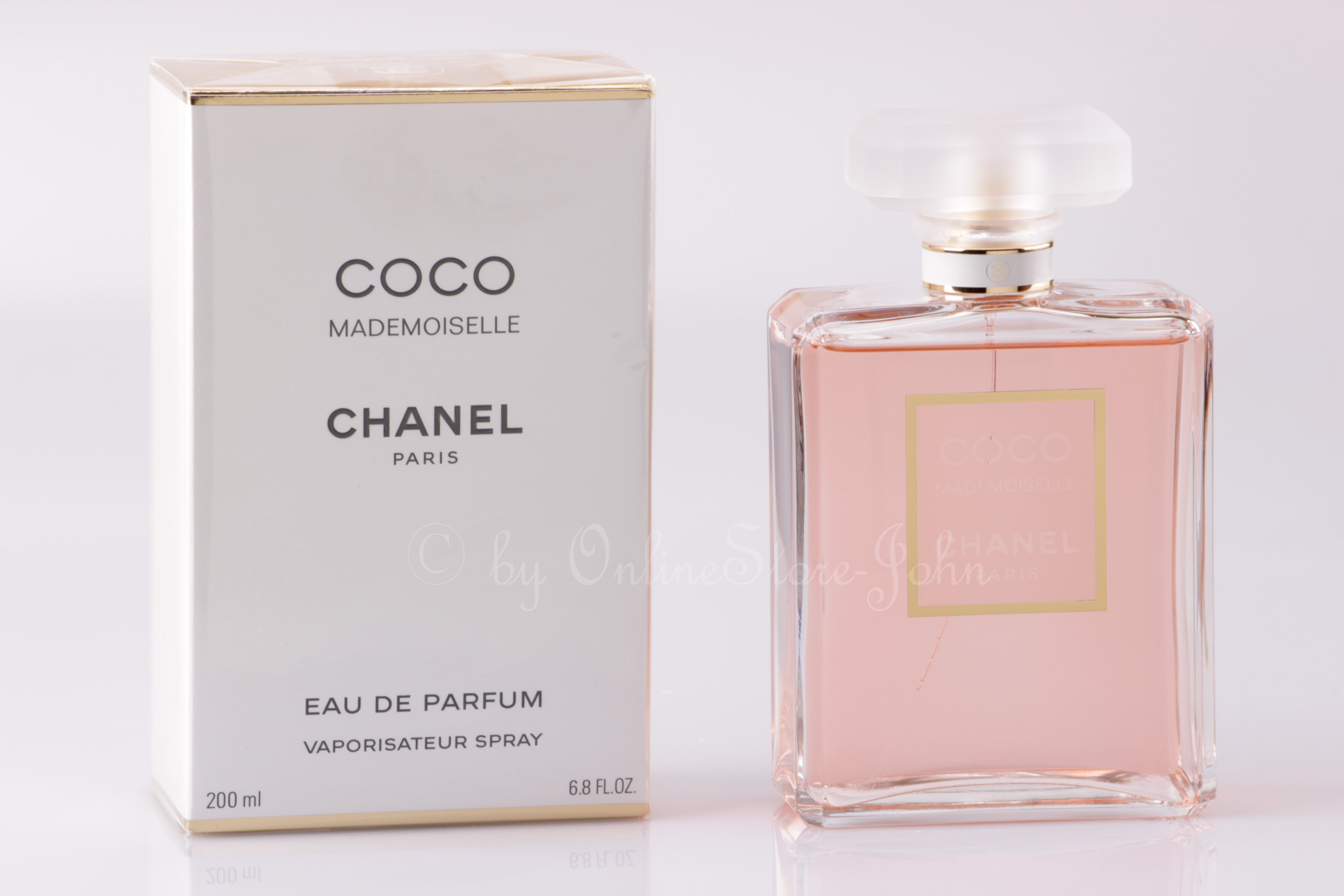 Look - Mademoiselle coco chanel perfume photo video