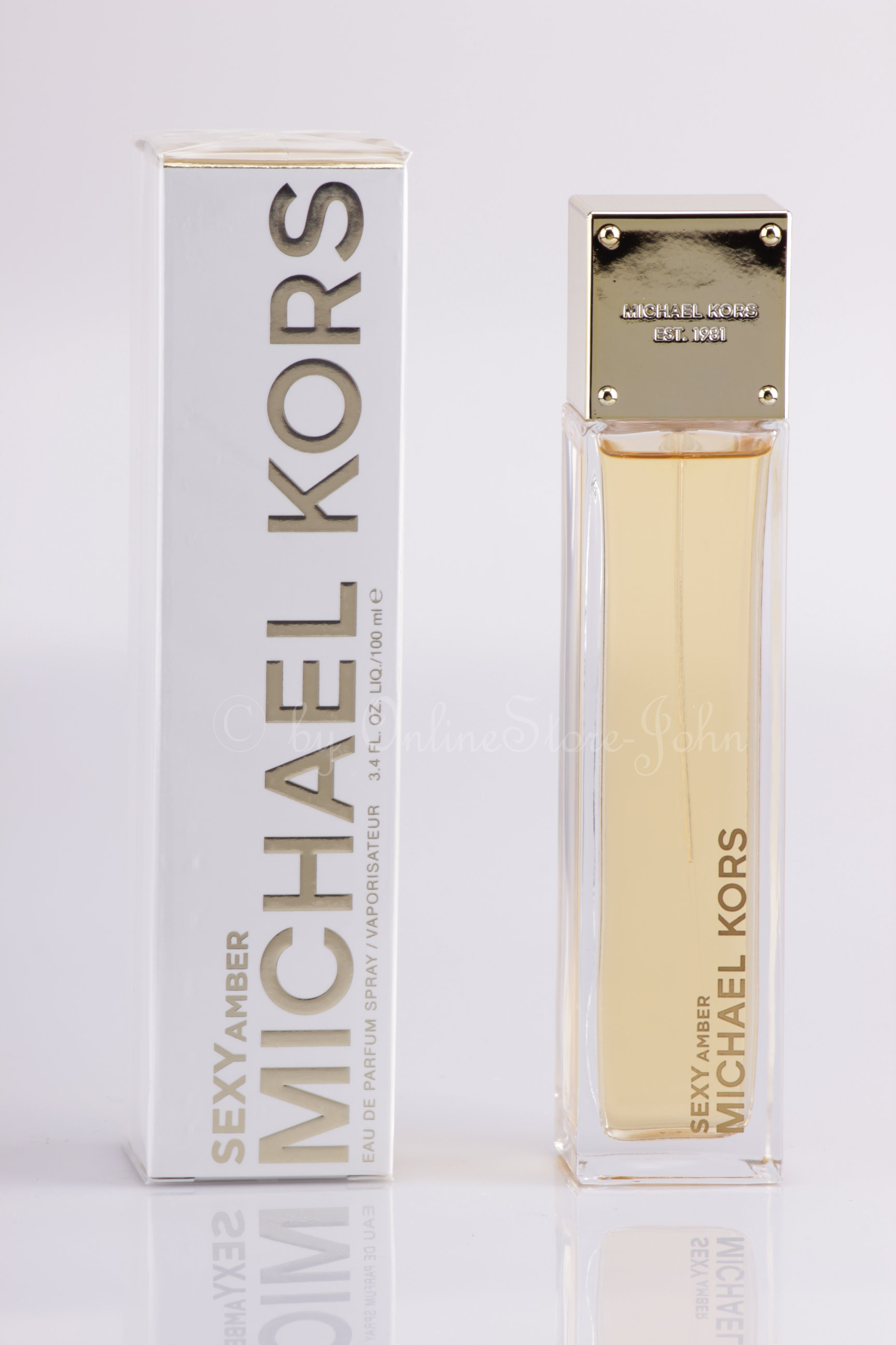 michael kors sexy amber 100ml edp eau de parfum. Black Bedroom Furniture Sets. Home Design Ideas