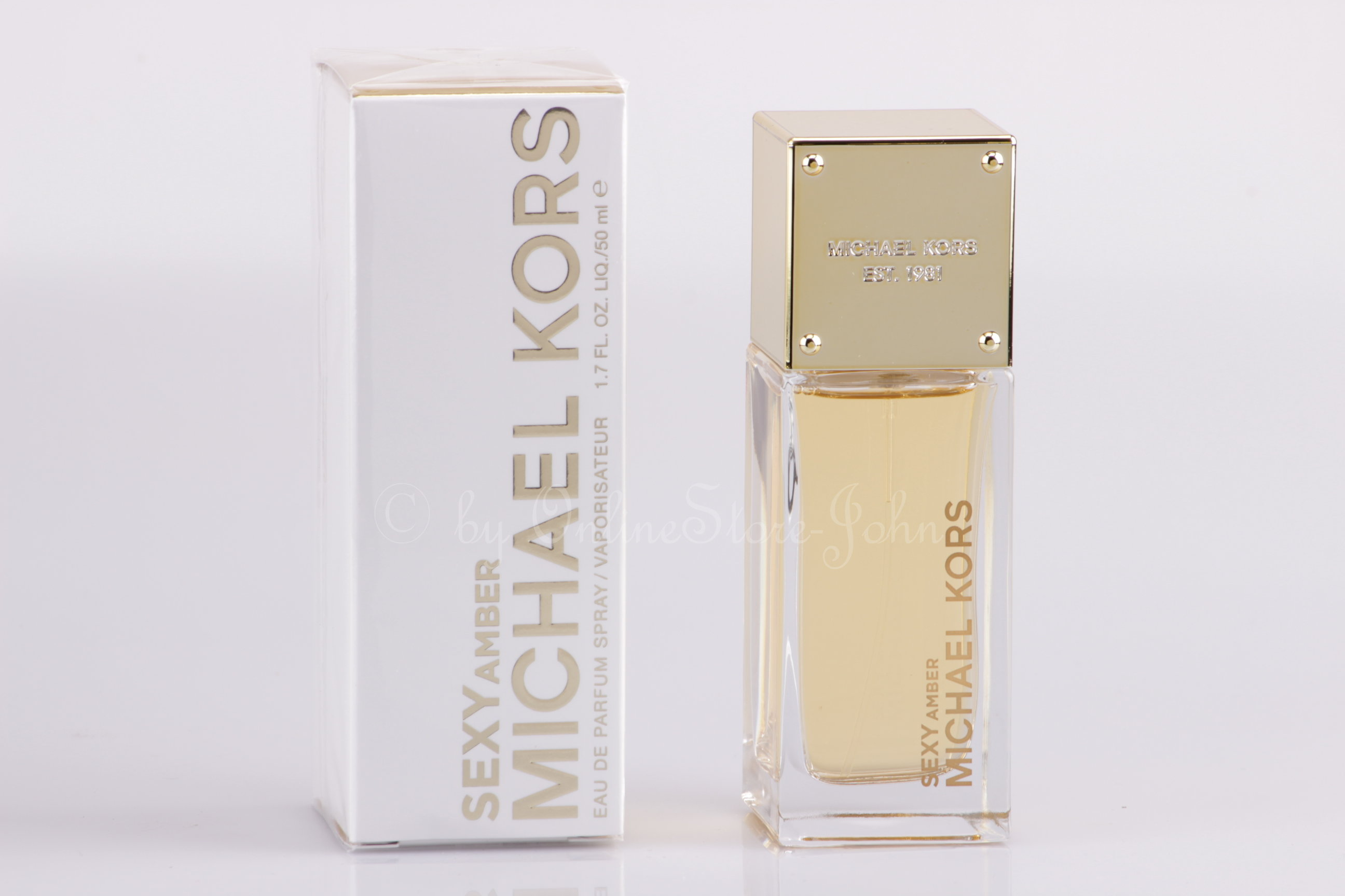 michael kors sexy amber 50ml edp eau de parfum. Black Bedroom Furniture Sets. Home Design Ideas